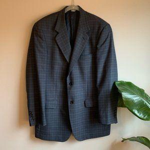 Vintage Paul Fredrick Italian Wool Sport Coat